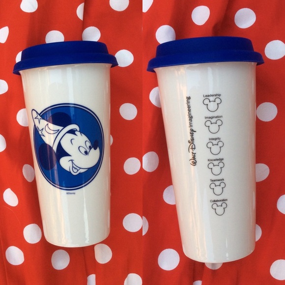 Disney Other - Magic Mickey Wizard TOGO Mug Imagineering